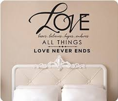 1 corinthians 13 wedding buy 28 bears believes hopes endures all things never