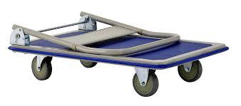 Olympia 300 Lb Capacity Folding Platform Cart by Muscle Rack Fpc3623 Heavy Duty 660 Lb Capacity Folding Platform