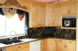 Wall Colors For Kitchens With Oak Cabinets Countertops Quick Pot Roast Oven Oak Cabinets Wall Color