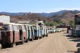 volkswagen squareback inter interstate vw junkyard california classiccult