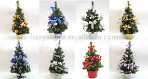 Mini Decorated Christmas Trees 2015 Sale Artificial Decorated Mini Christmas Tree Buy Pre