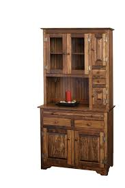 microwave cabinets with hutch amish made pine farmhouse hoosier hutch microwave cabinet