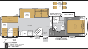Forest River 5th Wheel Floor Plans Forest River Wildcat Fifth Wheels