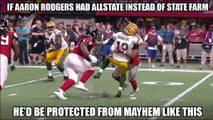 All State Meme - 8 best memes of aaron rodgers the green bay packers destroyed by