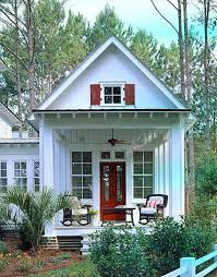 Small Beach Cottage House Plans Tiny Romantic Cottage House Plan Complete With Comfortable Outdoor