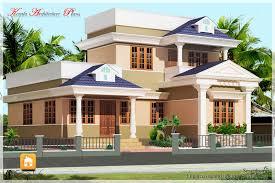 1500 square feet simple kerala plan architecture kerala