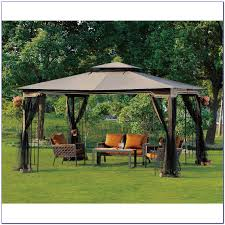 outdoor gazebo tent patios home decorating ideas a2yw1kzzqg