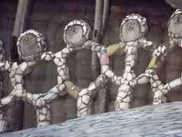Nek Chand Rock Garden Chandigarh by Recycled Art And The Rock Garden Of Chandigarh Okeanos