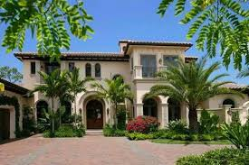 mediterranean style house mediterranean style house with tile roof house design