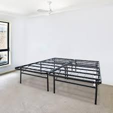 black bed frame bed frames u0026 box springs bedroom furniture