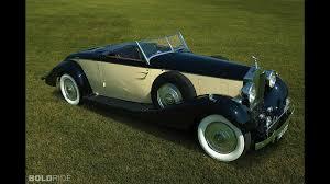 rolls royce roadster rolls royce phantom iii henley roadster