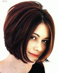medium chunky bob haircuts cool stacked bob haircut w chunky highlights back view i m