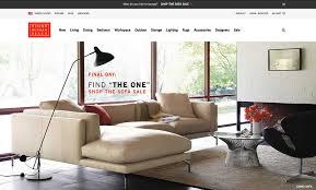 design within reach sofas design within reach designed by born