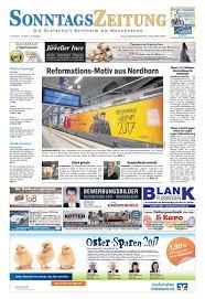 Wetter Bad Nenndorf 7 Tage Sonntagszeitung 21 06 2015 By Sonntagszeitung Issuu