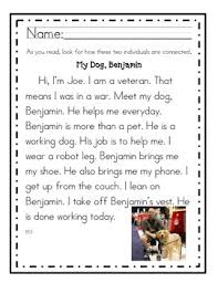 reading passage 1st grade ri3 grade reading passages by grade friendzy tpt