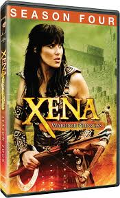 Seeking Season 4 Xena Warrior Princess Dvd News Announcement For Xena Warrior