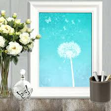 home decor etsy wall decor popular items for turquoise wall art on etsy