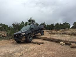 2017 chevrolet colorado zr2 first drive review u2013 cleverer