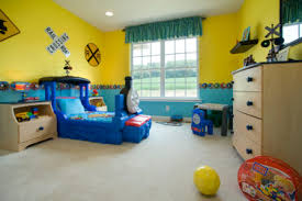 Thomas The Tank Engine Bedroom Furniture by Forte Kids Room Thomas The Tank Engine Theme Bed Train Bedrooms