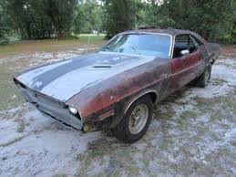 1970 71 dodge challenger for sale purchase used 71 dodge challenger parts project car 1971 no