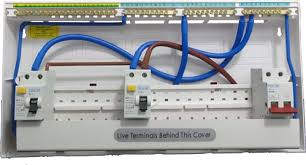wiring diagram split load consumer unit 28 images 17th edition