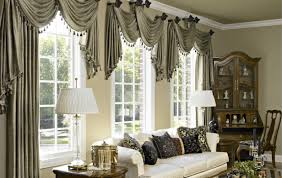 living room beautiful curtain for classic living room favored