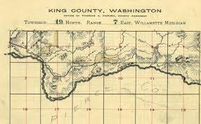 La County Assessor Map King County