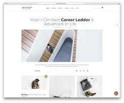 30 clean and simple wordpress themes 2017 colorlib