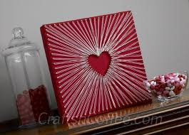 Valentine Decoration Craft Ideas by Art And Craft Ideas For Home Decor 25 Valentines Day Home Decor