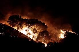 Wildfire Lompoc Ca by Evacuations Twitter Search