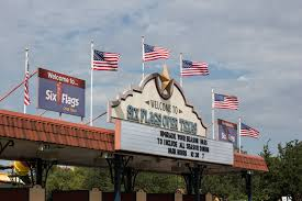 Six Flags Locations After 56 Years Six Flags Will No Longer Fly The Confederate Flag