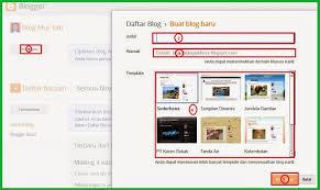 cara membuat blog yang gratis cara membuat blog profesional untuk bisnis terlengkap pro rahasia