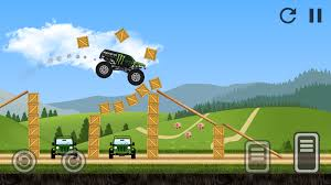 blue thunder monster truck videos monster truck crot android apps on google play