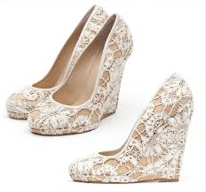 wedding shoes wedges silver wedge wedding shoes ideal weddings