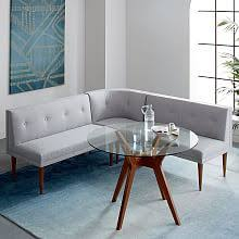 dining benches west elm