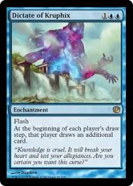 modern mono blue turns magic the gathering