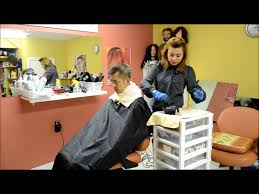hair salons that perm men s hair men hair color youtube