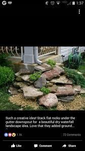 Drainage Ideas For Backyard Best 25 Downspout Ideas Ideas On Pinterest Gutter Chains Flat