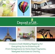 wedding registry charity wording for a registry card by bespoke press other lovely