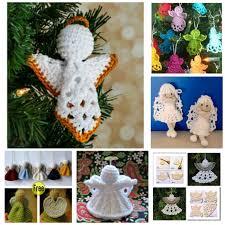 crochet ornament free patterns beesdiy