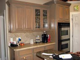 Kitchen Cabinets Without Hardware by Should I Paint Or Refinish My Kitchen Cabinets Angie U0027s List