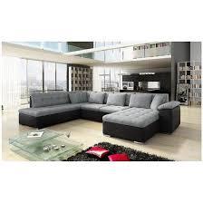 canape angle u soldes meubles canapes cdiscount canapé angle u alta 2 gris