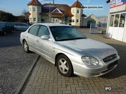 hyundai sonata 1999 1999 hyundai sonata 2 0i16vgls tüv engine car photo and