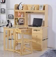 bureau enfant en pin bureau en bois enfant beautiful bureau pour enfant bleu en