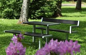 pixbo park bench exterior benches from hags architonic