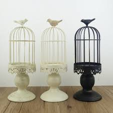 Home Decor Candles Handmade Metal Candleholder Vintage Home Decorative Table Floor