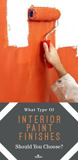 what type of finish should i use on kitchen cabinets what are the major types of paint finishes for interior