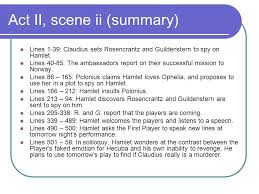 themes for hamlet act 2 hamlet by william shakespeare ppt video online download