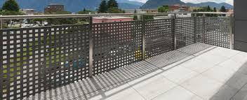 balkon lochblech balkonverkleidung aus lochblech material vorteile und design