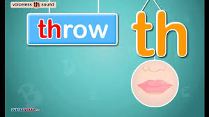 voiceless digraph th sound phonics by turtlediary youtube